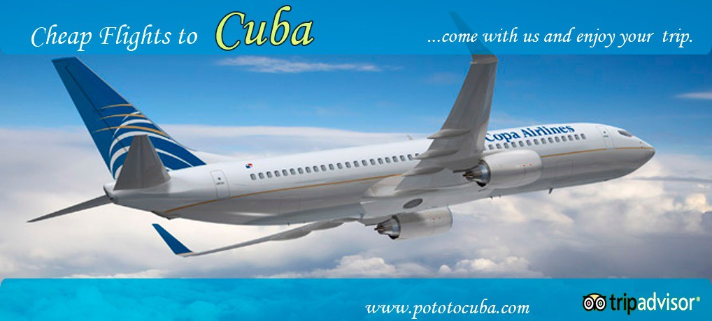 Flights to Cuba / Domestics Flights